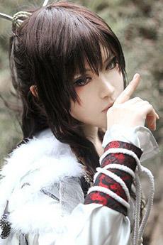 帅气唯美的cosplay帅哥写真图片
