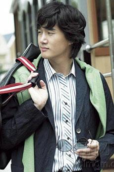 帅气迷人的韩国帅哥Yoo Ji-tae刘智泰写真图片