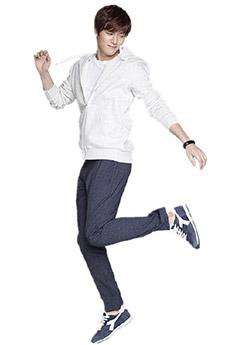 人气极高的韩国的明星帅哥李敏镐写真照片集