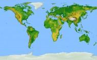 世界地图图片(20张)