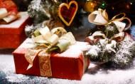 新年纸质礼品盒图片(19张)