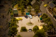 微型小镇模型图片(5张)