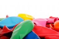 五颜六色的气球图片(9张)