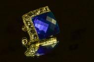 蓝宝石戒指图片(12张)