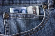 牛仔裤兜的特写图片(15张)
