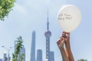 漂亮的求婚气球图片(13张)