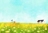 春天插画图片(25张)