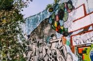 城市街道上的涂鸦图片(9张)