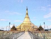 缅甸风情素描图片(22张)