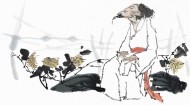 传统男性形象绘画图片(131张)