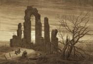 卡斯帕·大卫·弗里德里希绘画系列图片(22张)