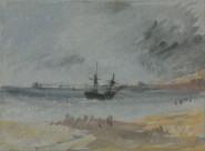 约瑟夫·马洛德·威廉·透纳绘画系列之船图片(16张)
