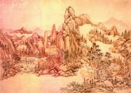中国古典风景图片(43张)