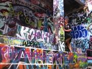 墙上个性的涂鸦图片(16张)