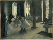 埃德加·德加绘画之芭蕾舞系列图片(18张)