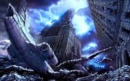 《劫后余生的世界》插画图片(20张)