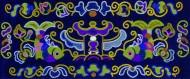 金鱼刺绣图案图片(11张)