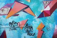 街头墙上的涂鸦艺术图片(10张)