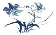 水墨花卉图片(60张)