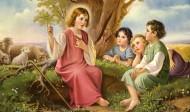 西方天使神话人物彩绘图片(15张)