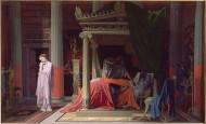 让·奥古斯特·多米尼克·安格尔绘画系列图片(15张)