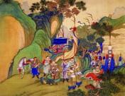 中国古典人物生活图片(117张)