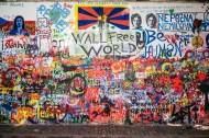 墙上绚丽的涂鸦图片(12张)