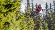 山地自行车赛图片(21张)