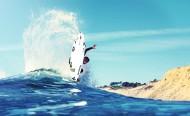 冲浪男孩图片(20张)
