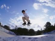 滑板运动图片(50张)