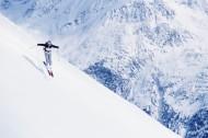高清滑雪运动图片(28张)