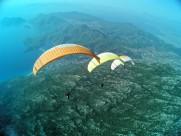 滑翔伞图片(12张)