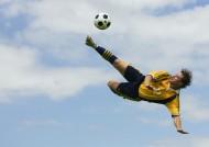 踢足球图片(53张)