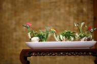 水仙花盆景图片(8张)