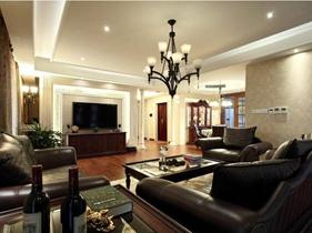 中式欧式风格混搭崇尚自然家居设计