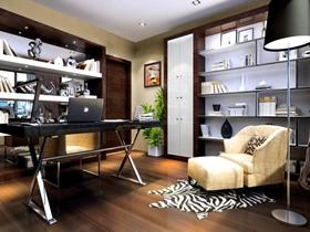 欧式风格低调奢华别墅公寓家居装修效果图