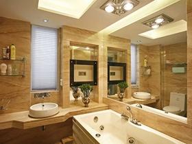 139平方欧式风格两室一厅装修案例欣赏