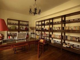 古典中式风格别墅装修案例美图欣赏