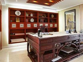 时尚新古典中式风格别墅设计欣赏