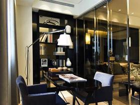 现代风格都市时尚小户型装潢案例
