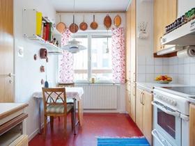 雅致混搭风格100平两居室装修案例