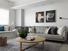自然舒适简约风格两居装修设计欣赏