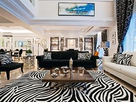 精致优雅别墅设计现代风格装潢欣赏
