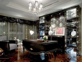 新古典风格两层别墅装修案例