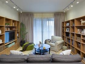 现代简约时尚一居室设计欣赏