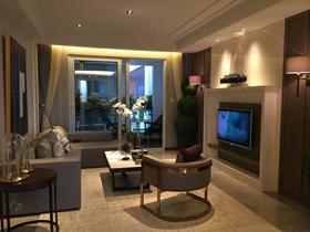 90方简约两室两厅装修案例欣赏
