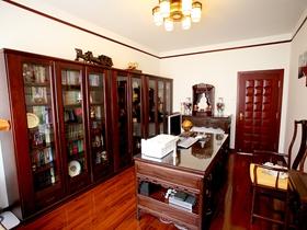 中式古典大气三居室布置设计