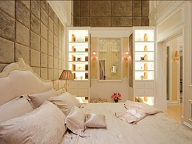 高贵大气简欧时尚四居室设计效果图大全