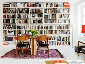 清新简欧风格二居室设计