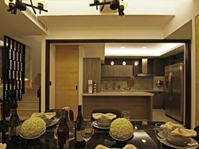 现代时尚别墅室内设计效果图片
